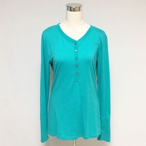 Under Armour Cold Gear Long Sleeve Henley Top 10C